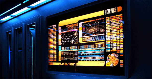 Star Trek Computer